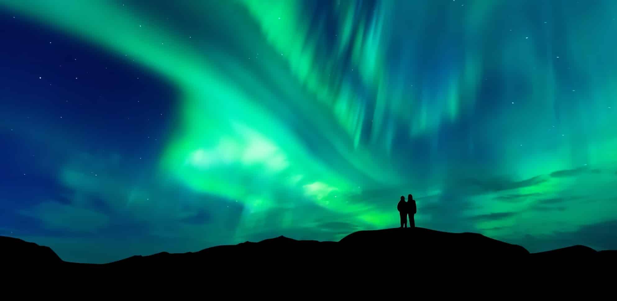 Où observer les aurores boréales en Islande ?