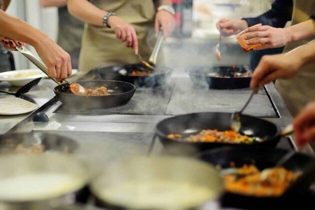 Comment prendre un cours de cuisine à Paris ?