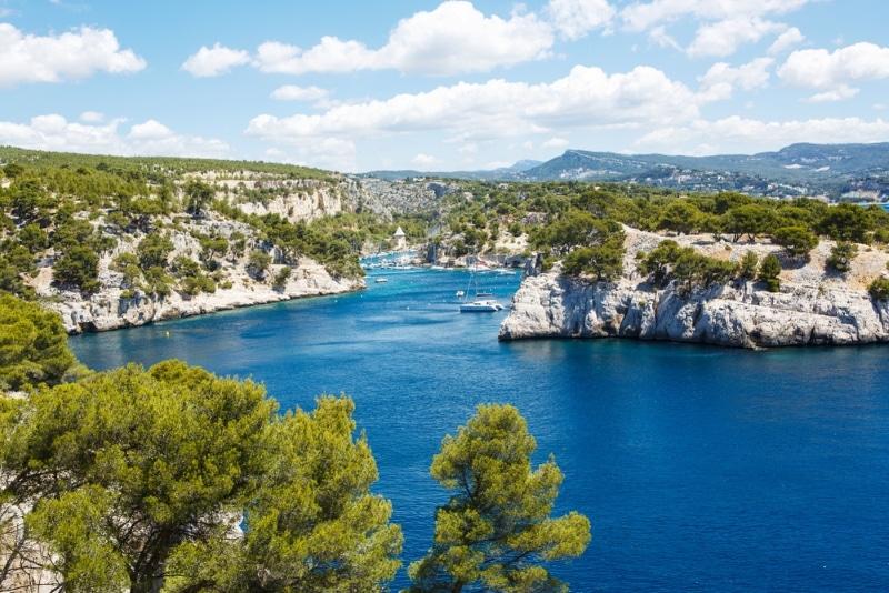 Où manger et gastronomie à Marseille les calanques de cassis