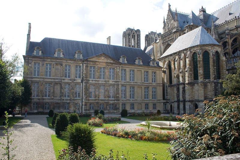 Palais du Tau et Cathédrale