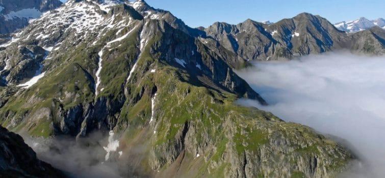 parapente Pic du Midi de Bigorre