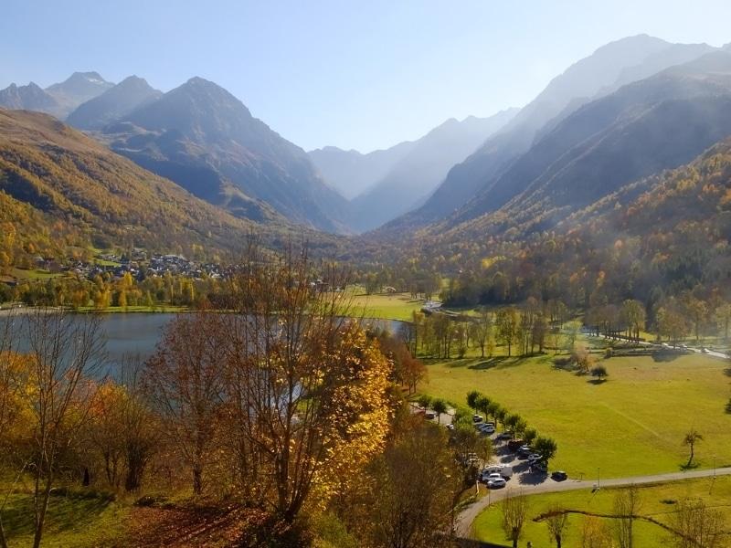 parapente dans les Pyrénées val de louron