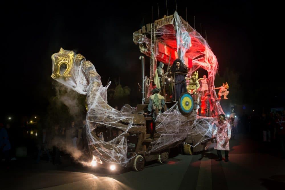 Fêter Halloween au Parc Astérix
