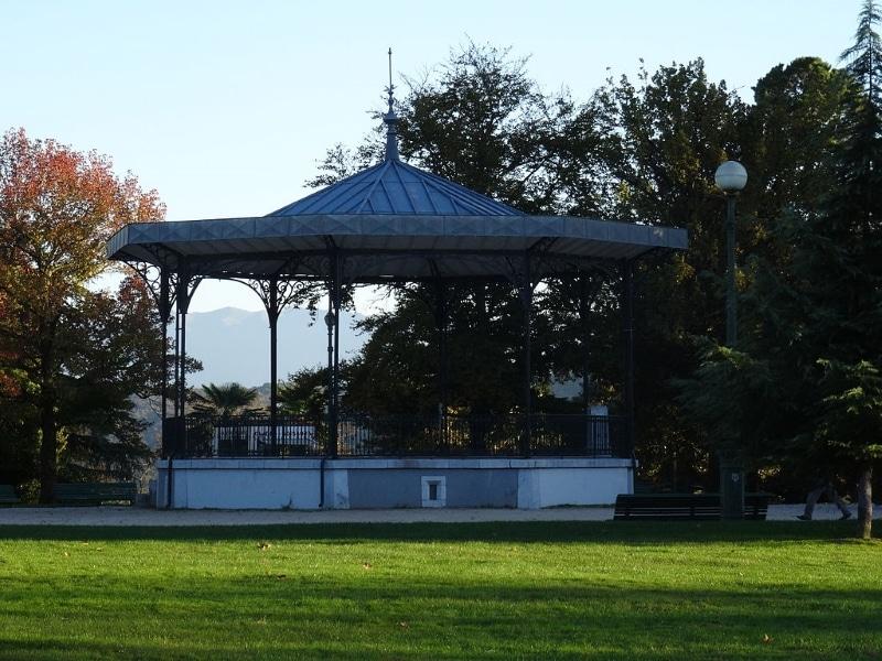 parc beaumont de pau