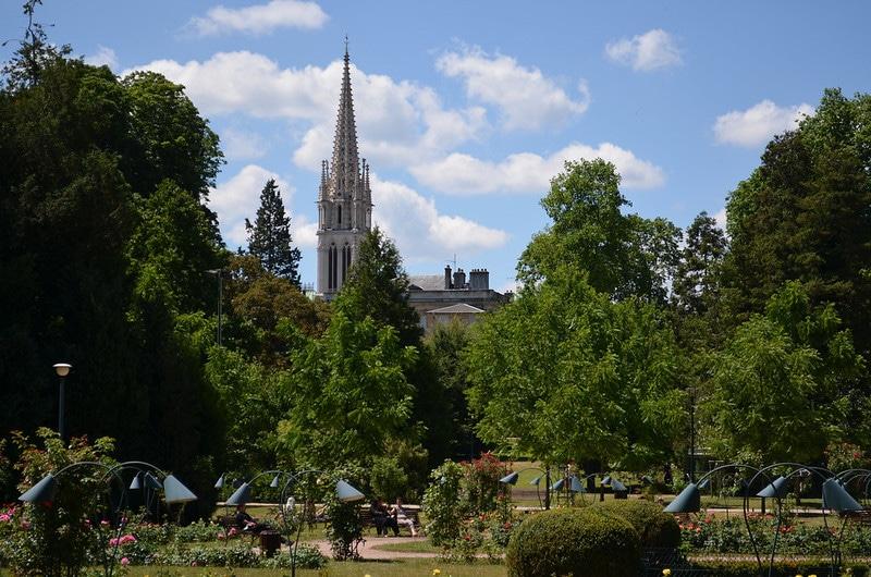 Parc de la Pépinière, Nancy
