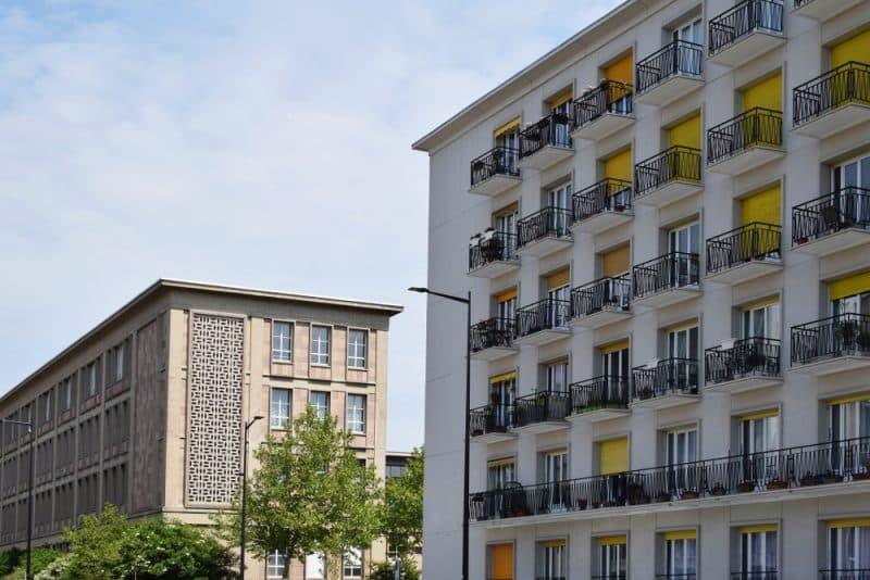 Quartier Perret, Le Havre