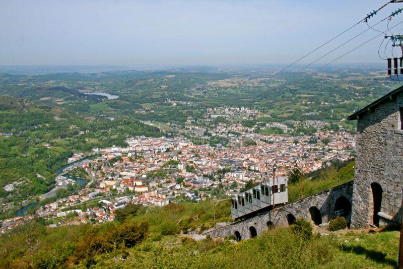 Pic du Jer, Lourdes