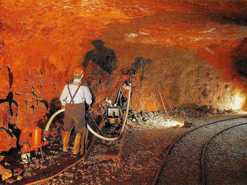 La Piccola Miniera, Elbe
