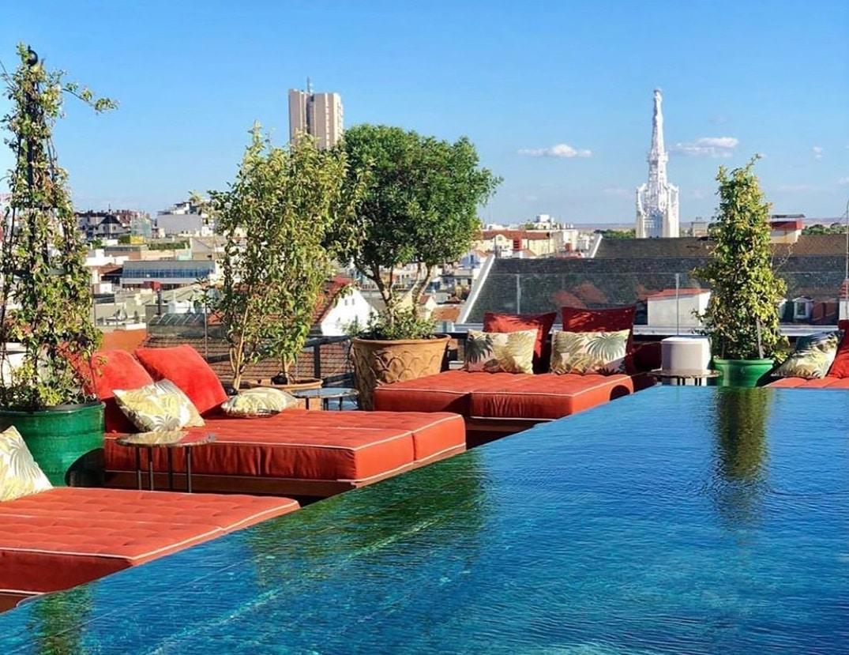 Picos Pardos Sky Lounge, Madrid