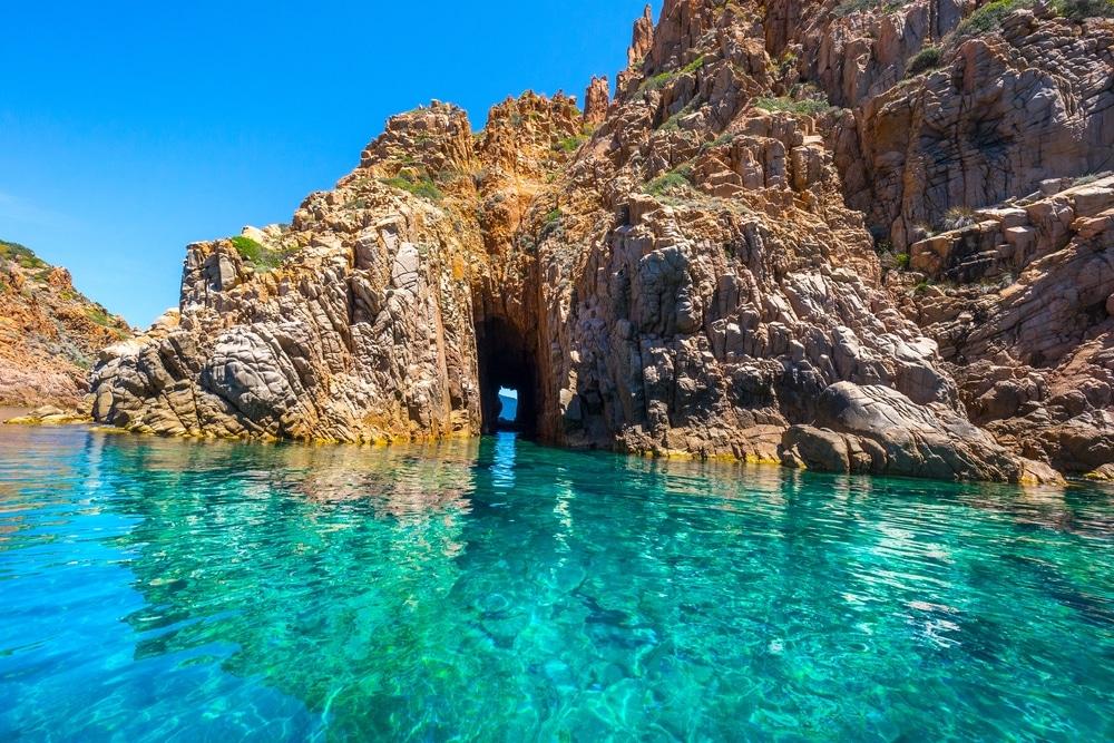 Méditerranée eaux transparentes