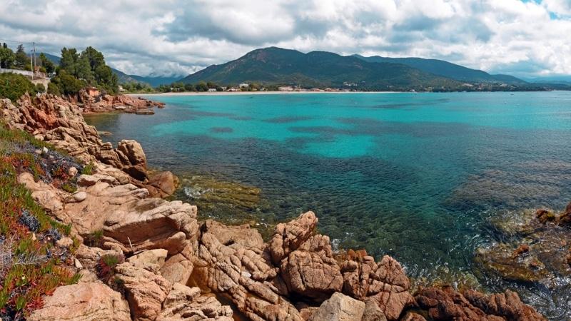 Plongée en Corse dans le golfe de Lava