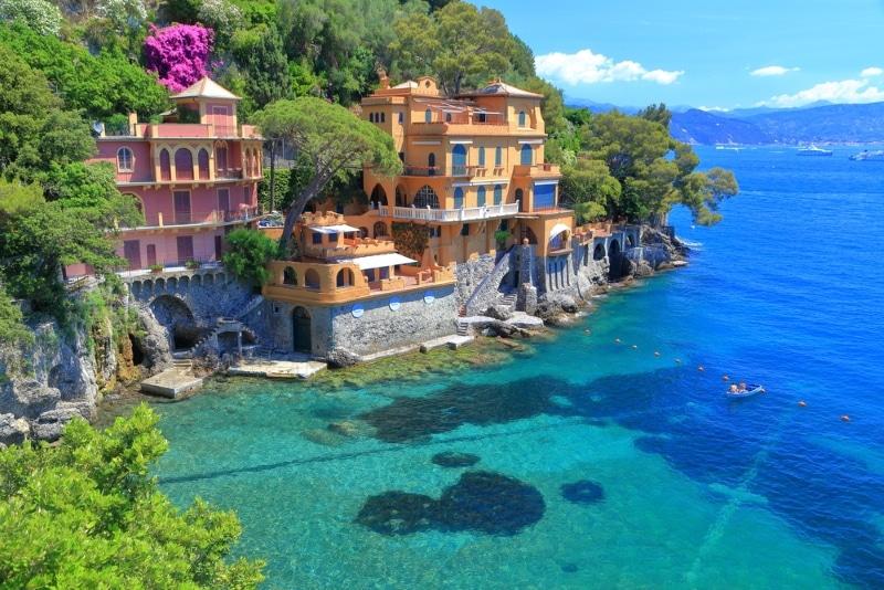 Plongée à Portofino en Italie