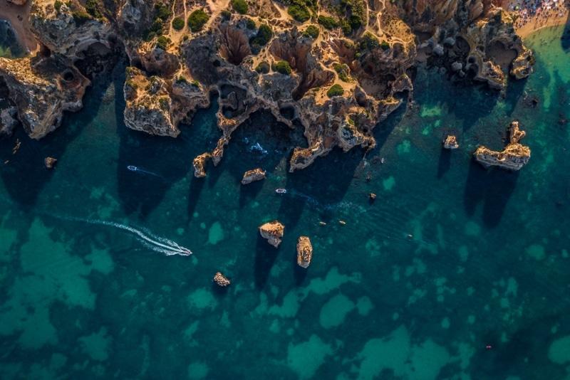 plongée au Portugal en Algarve