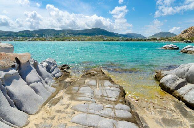 Les 16 plus belles plages où se baigner à Paros