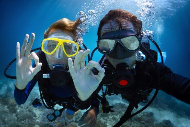 Les 11 meilleurs spots où faire de la plongée à Marseille et ses alentours