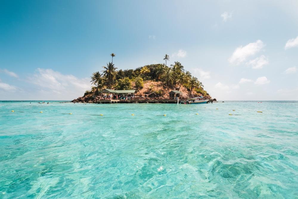 Île de la Providence, Colombie