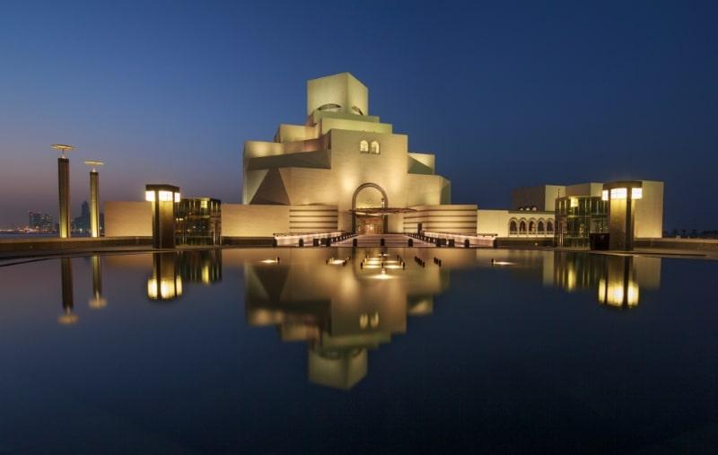 Quoi faire au Qatar musée art islamique