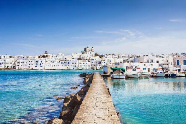 12 endroits où faire de la randonnée à Paros