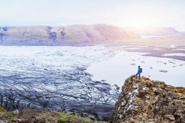 Skaftafell : randonnée et découverte des glaciers de cette région d'Islande