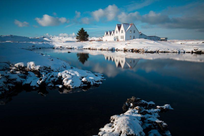 Péninsule de Reykjanes, Islande