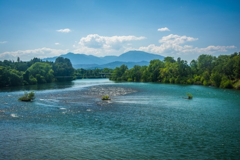 rivières sacramento