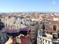 Les meilleurs rooftops où boire un verre à Madrid