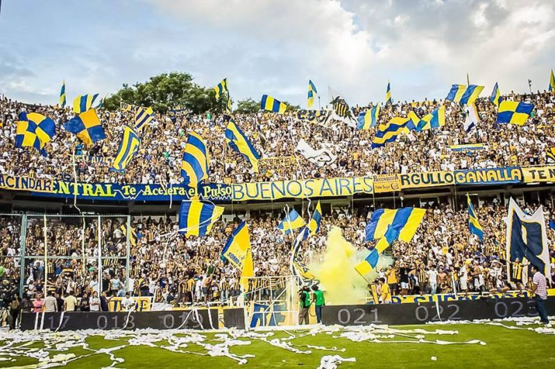 Rosario Central, match de foot