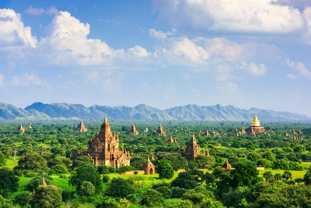 Royaume de Pagan, Birmanie