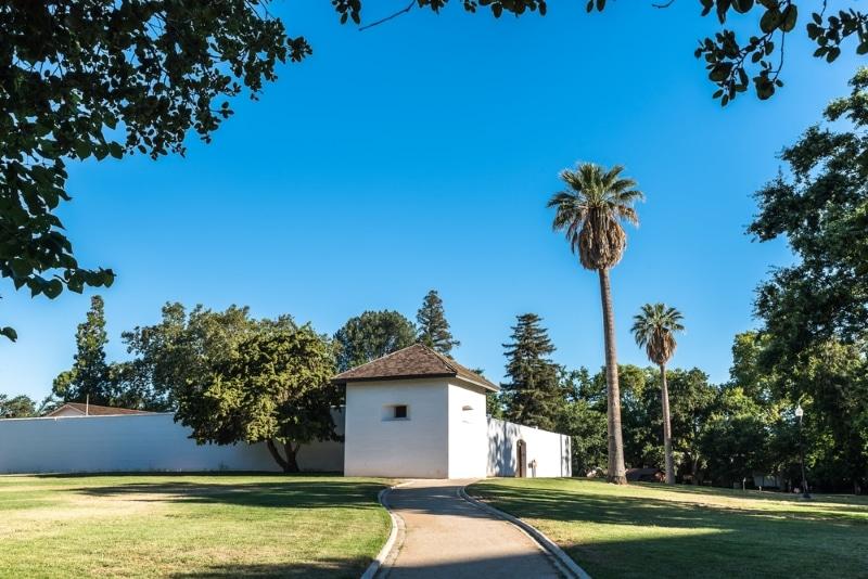 Sacramento fort de sutter