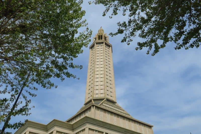 Eglise Saint Joseph, Le Havre