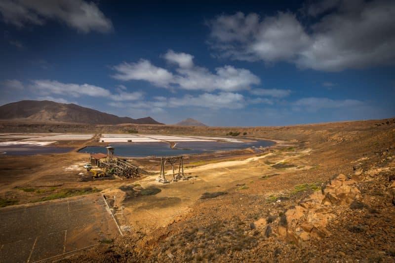 Que voir et faire aux salines de Pedra Lume sur l'île de Sal ?