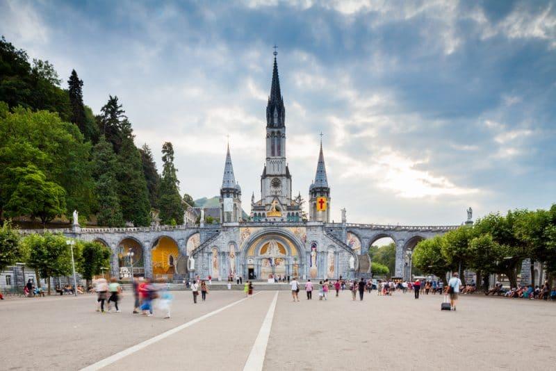 Visiter le sanctuaire de Lourdes