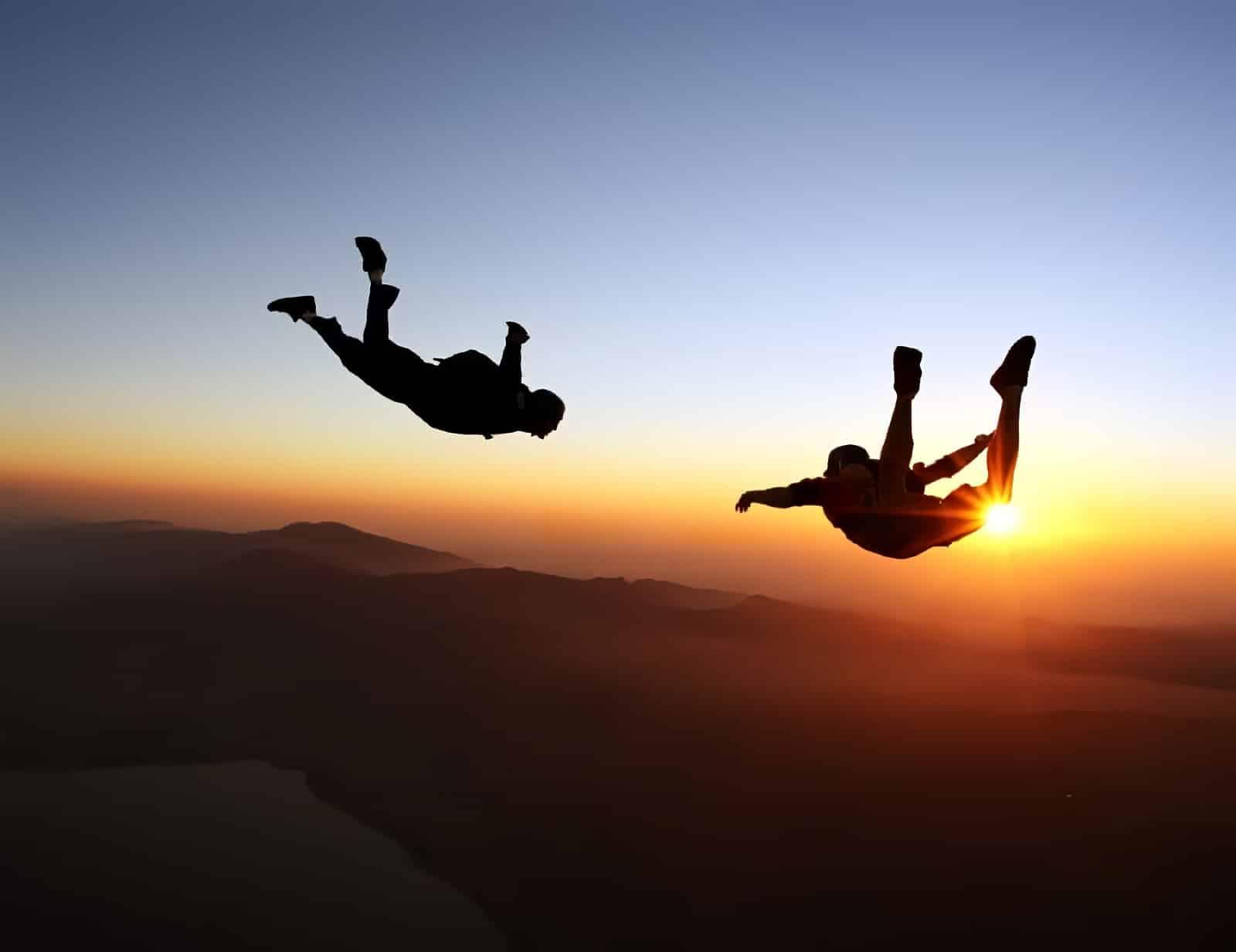 saut en parachute à montpellier