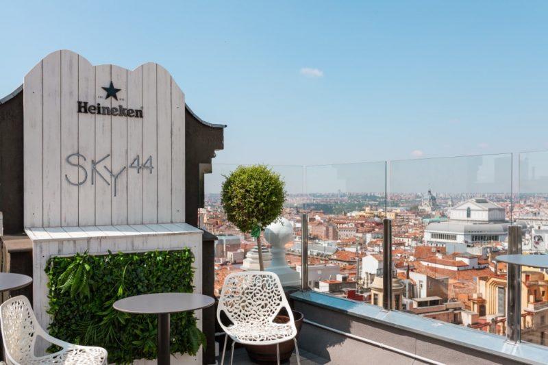 Sky 44, Madrid