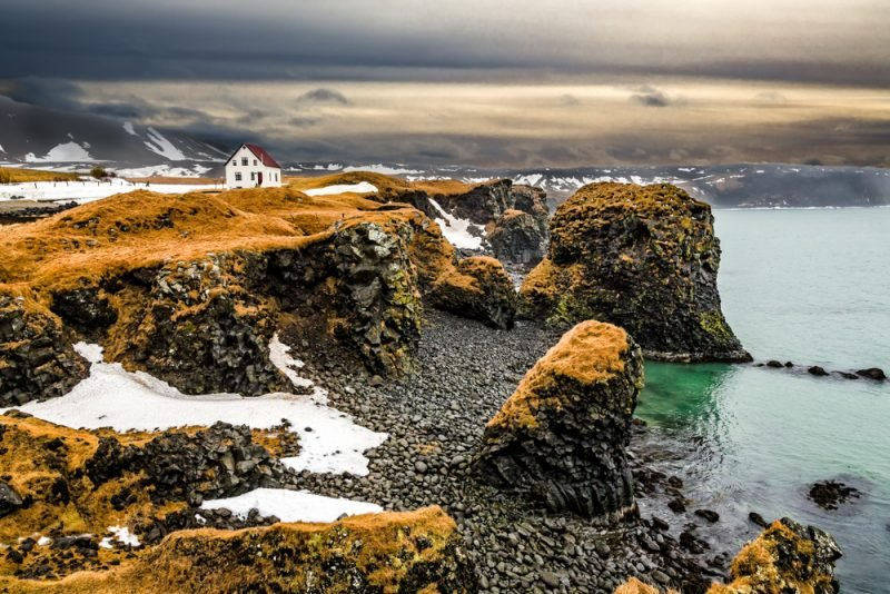 Péninsule de Snæfellsnes, Islande