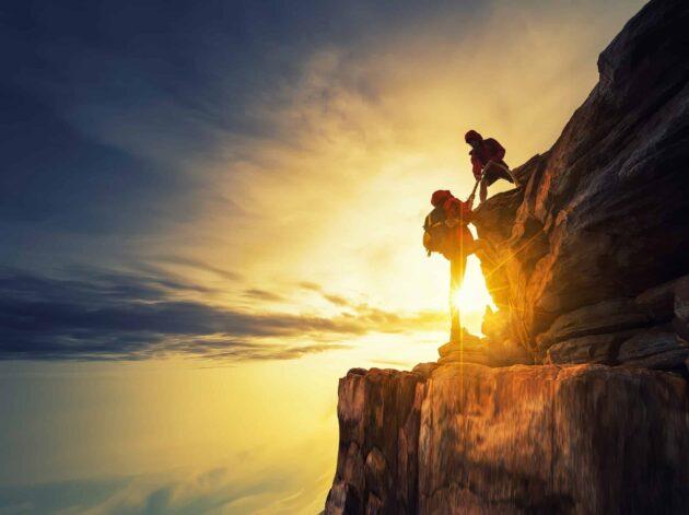 17 endroits où faire de l'escalade dans le Gard