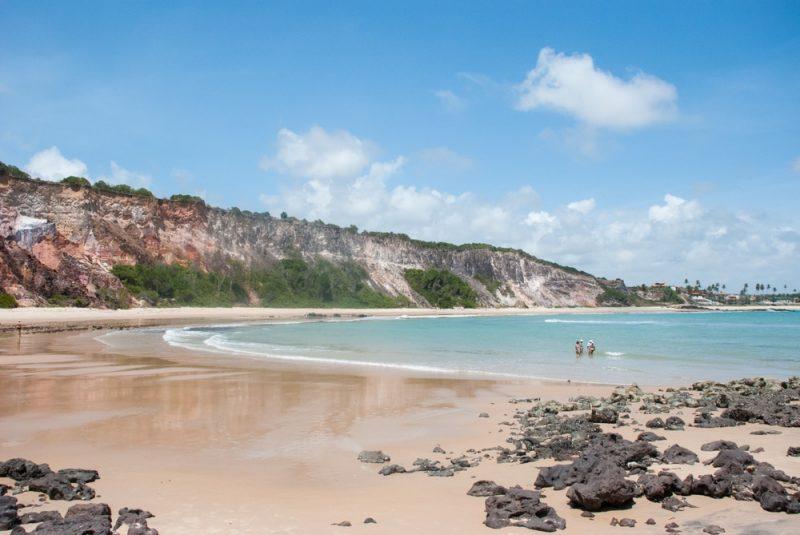 Tabatinga, plage, Brésil