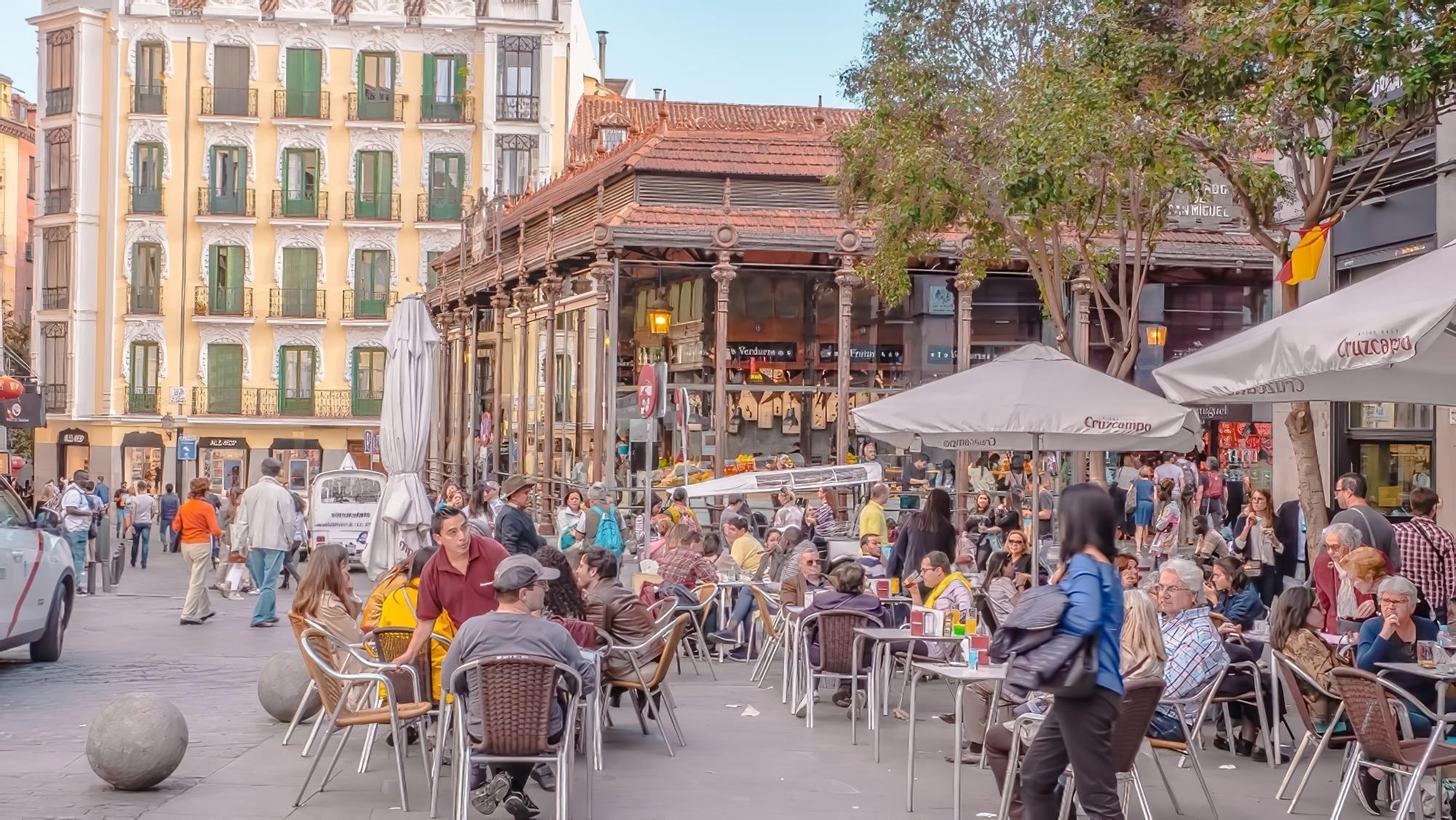 Les meilleurs restaurants de tapas à Madrid