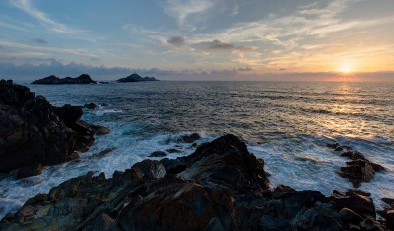 Tarifs des Îles Sanguinaires en Corse