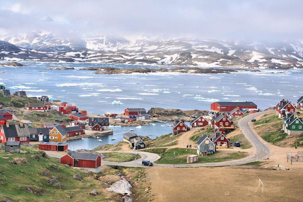 Tasilaq, Groenland