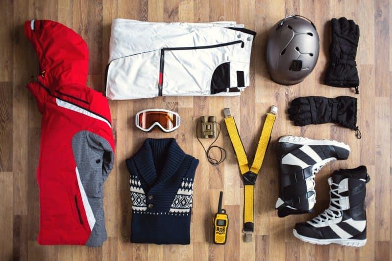 Qu'est ce qu'une bonne tenue de ski ?