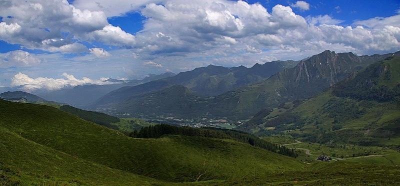 Val d Azun parapente pyrenees