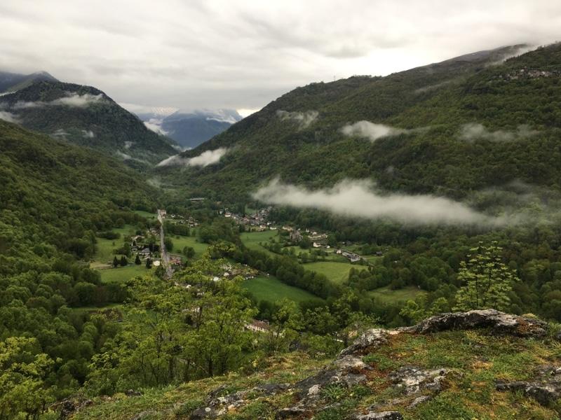 vicdessos Parapente Pyrénées dans l'Ariège
