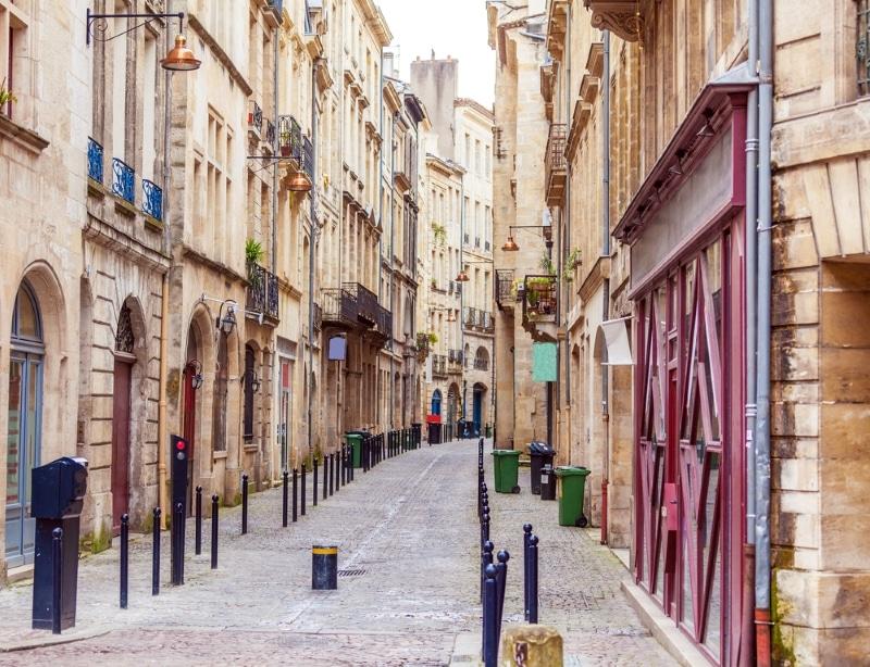 Vieux Bordeaux et gastronomie