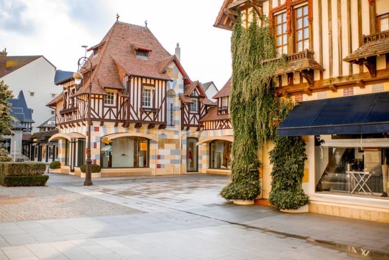 Maisons, Vieux Deauville