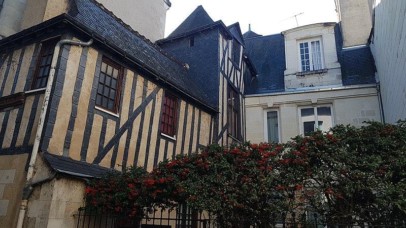 Vieux Tours loger