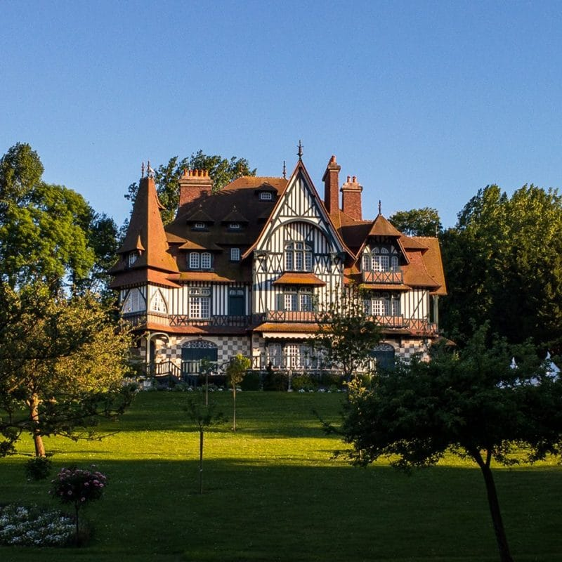 Villa Strassburger, Deauville