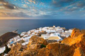visiter anafi ile des cyclades en grece