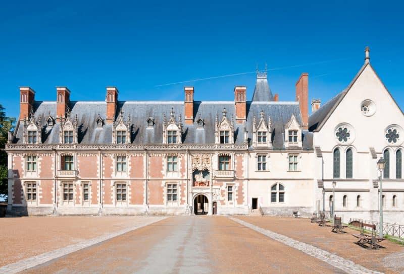 Horaires et tarifs du chateau de blois