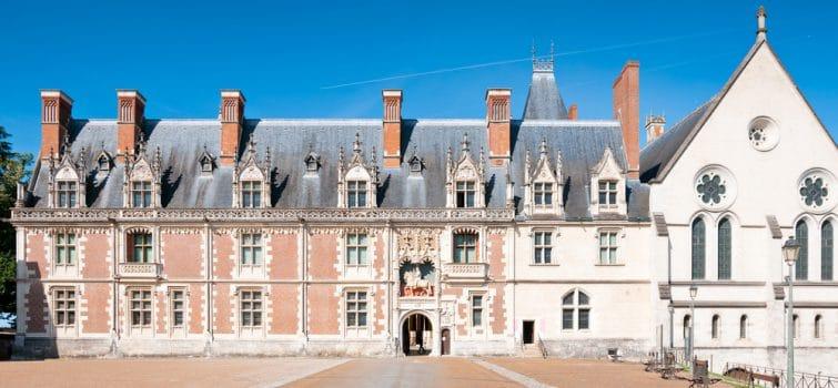 Visiter le Château de Blois : billets, tarifs, horaires